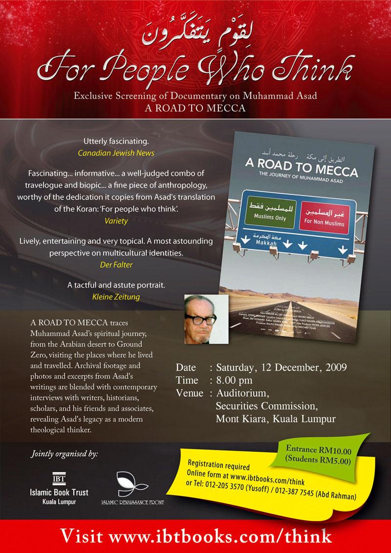 the road to mecca muhammad asad pdf