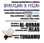 Bacalah Al-Quran.