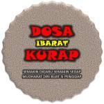 Dosa Ibarat Kurap!