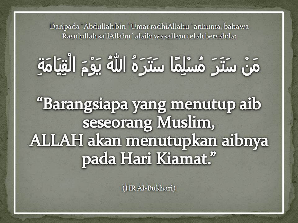 tutup aib muslim