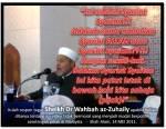 Pilih Syariat ALLAH, jangan syariat Syaitan!