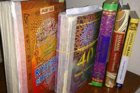 Antara terbitan yang ada dalam pasaran Malaysia.