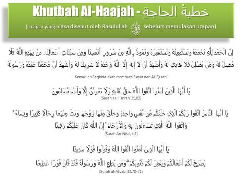 Khutbah al-Haajah