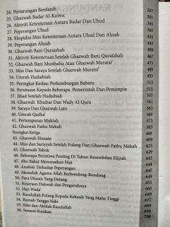 sirah nabi muhammad - kandungan2