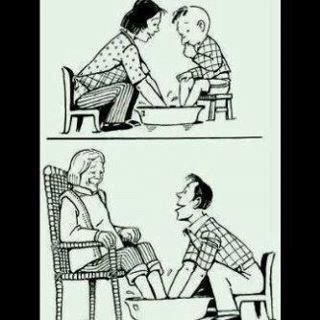 berbakti kepada ibubapa