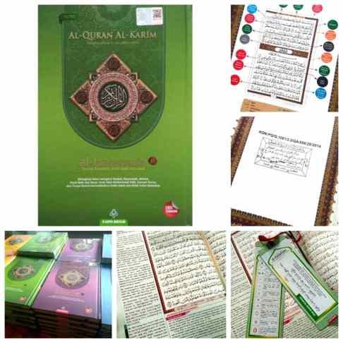 Al-Qur'an Al-Haramain saiz B5
